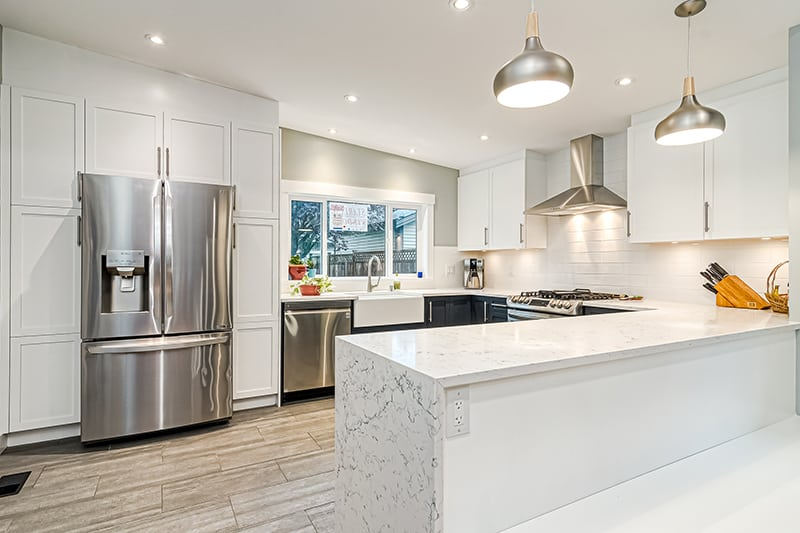 kitchen remodeling langley