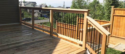 deck & exterior renovations